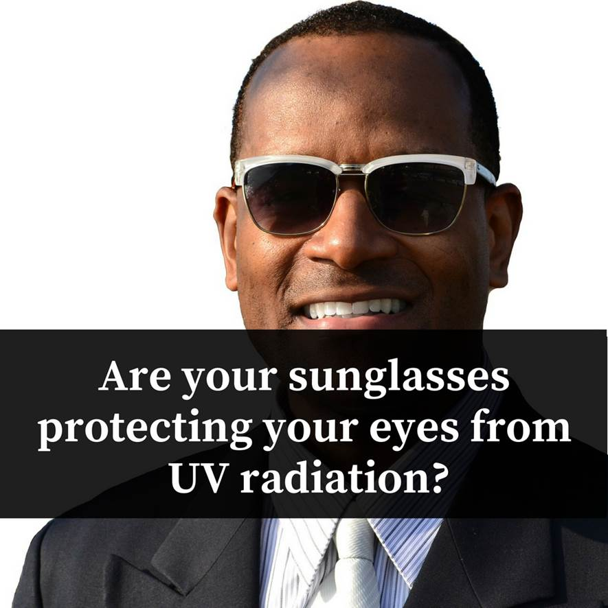Are your sunglasses protecting you from UV radiation?