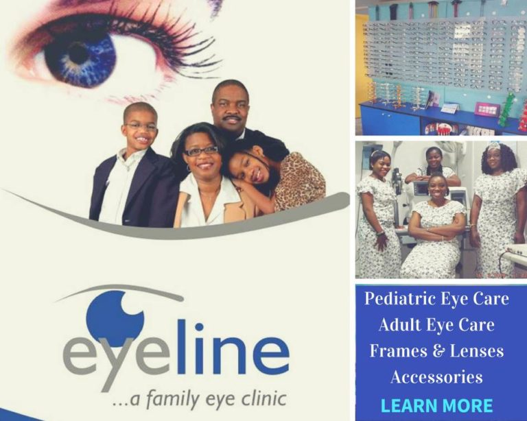 Eyeline Eye Clinic, Ojodu-Berger, Lagos.