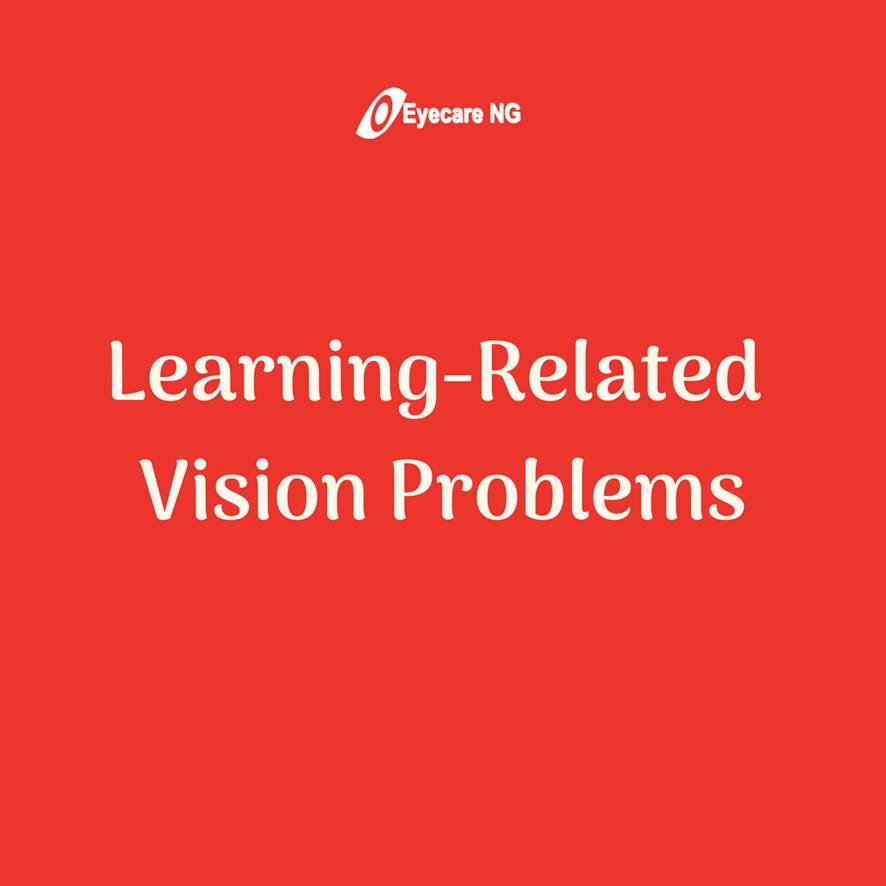 Learning-related vision problems