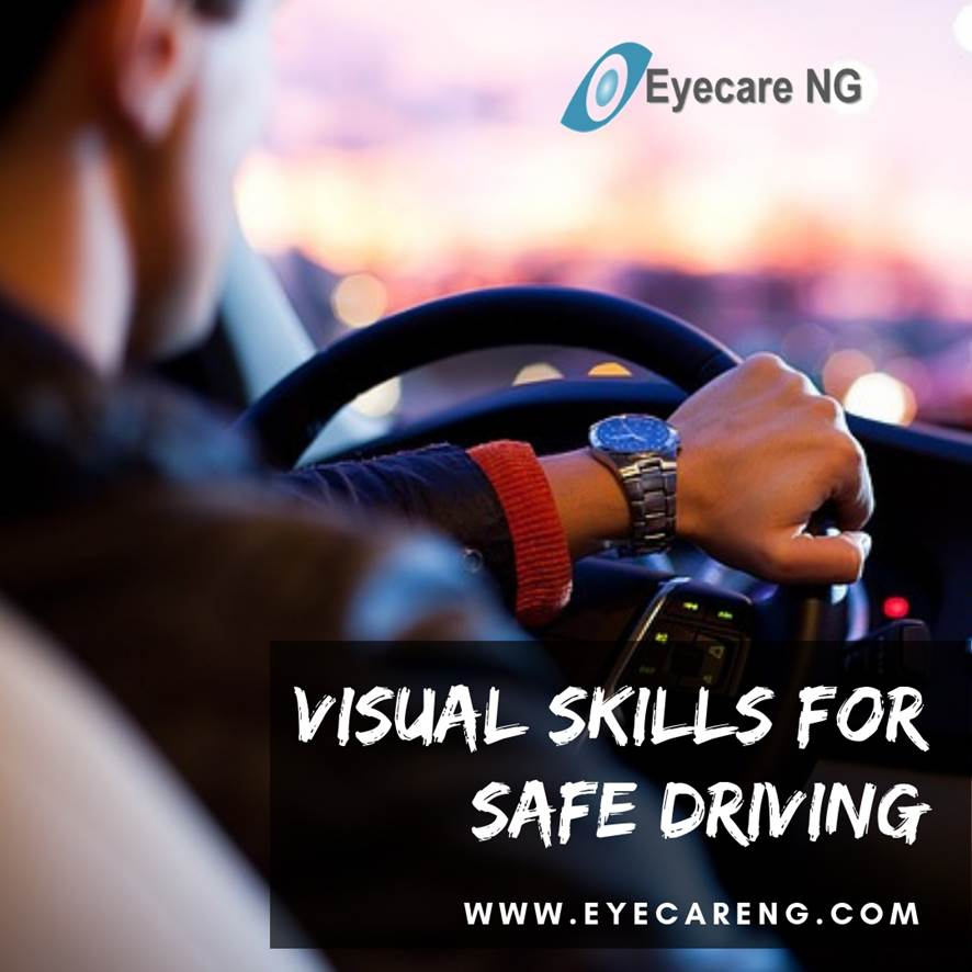 Visual Skills for Driving