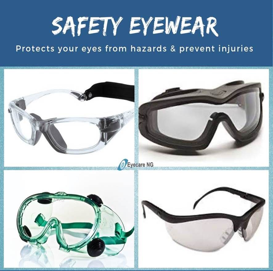 Choosing the Right Safety Eyewear