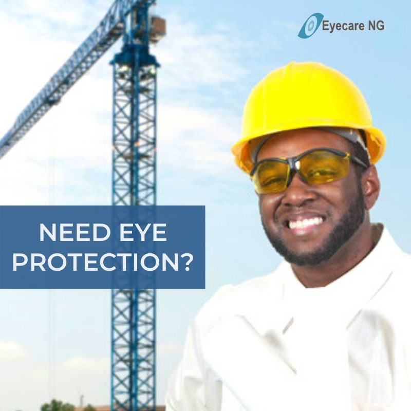 Need eye protection?